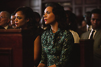 Selma (2014) <br /> Tessa Thompson plays Diane Nash and Carmen Ejogo plays Coretta Scott King<br /> *Filmstill - Editorial Use Only*<br /> CAP/KFS<br /> Image supplied by Capital Pictures