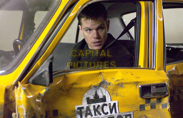 MATT DAMON.in The Bourne Supremacy.Filmstill - Editorial Use Only.Ref: FB.www.capitalpictures.com.sales@capitalpictures.com.Supplied by Capital Pictures