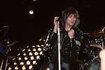 BON JOVI at Madison Square Garden NY 1985.