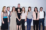 09.05.2012. Delivery of the IX Edition Photography Biennial Awards Purificacion Garcia in the Circulo de Bellas Artes in Madrid.In the picture: Russian Red, Jan Cornet, Ana Belen, Loquillo, Purificacion Garcia and award winners (Alterphotos/Marta Gonzalez)