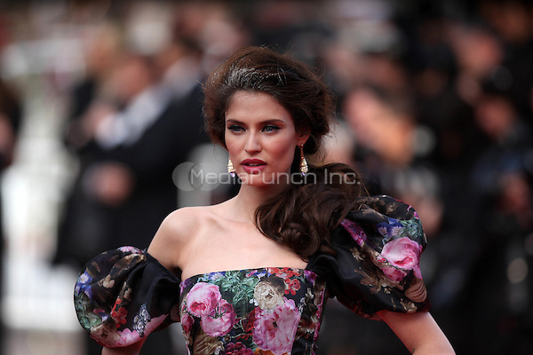 ../Bianca Balti attend the 'Lawless' Premiere during the 65th Annual Cannes Film Festival at Palais des Festivals on May 19, 2012 in Cannes, France.  .. / Mediapunchinc