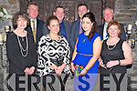 The Keel GAA club cerebrated 125 years with a party in the Muckross Park Hotel, Killarney last saturday night. Pictured Bottom L-R Judi Pheysey, Kayrena O'Dowd, Juliet Murphy and Betty Sayers, Top L-R Jonathan Bradshaw, Gerard O'Dowd, Mattie Griffin, and Michael Sayers (all from Keel).