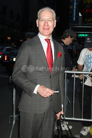 NEW YORK, NY - SEPTEMBER 11: Tim Gunn at Good Morning America in New York City. September 11, 2012. © RW/MediaPunch Inc.