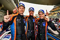 #8 SPIRIT OF RACE (SUI) LIGIER JS P2 NISSAN LMP2 ALEXANDER WEST (GBR) COME LEDOGAR (FRA) PIPO DERANI (BRA)