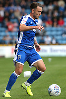 Lee Hodson of Gillingham in action during Gillingham vs Burton Albion, Sky Bet EFL League 1 Football at The Medway Priestfield Stadium on 10th August 2019