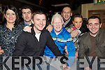 Having a ball ringing in the New Year in The Abby Tavern, Ardfert on Thursday were l/r Helena & Noel Clifford, John Egan, Ciana?n Ferris, Timmy O'Driscoll, Caroline Casey and Martin Morrissey. ............................................................................................................................................................................................................................................................................. ............