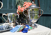 Trophies at Aiken Spring.
