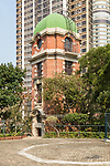 Signal Tower at Blackhead Point, Tsim Sha Tsui.