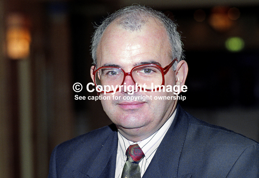 Terry Wynn, MEP, Labour Party, UK, politician, 19921001TW.<br />