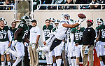 16FTB at Michigan State 0315<br /> <br /> 16FTB at Michigan State<br /> <br /> BYU Football at Michigan State<br /> <br /> BYU-31<br /> MSU-14<br /> <br /> October 8, 2016<br /> <br /> Photo by Jaren Wilkey/BYU<br /> <br /> &copy; BYU PHOTO 2016<br /> All Rights Reserved<br /> photo@byu.edu  (801)422-7322