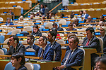 General Assembly Seventy-fourth session: Opening of the general debate<br /> PM<br /> 4th Plenary Meeting