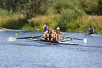 Race: 87  W.2x (Band 3)  Rep 1<br /> <br /> Peterborough Summer Regatta 2018 - Saturday<br /> <br /> To purchase this photo, or to see pricing information for Prints and Downloads, click the blue 'Add to Cart' button at the top-right of the page.