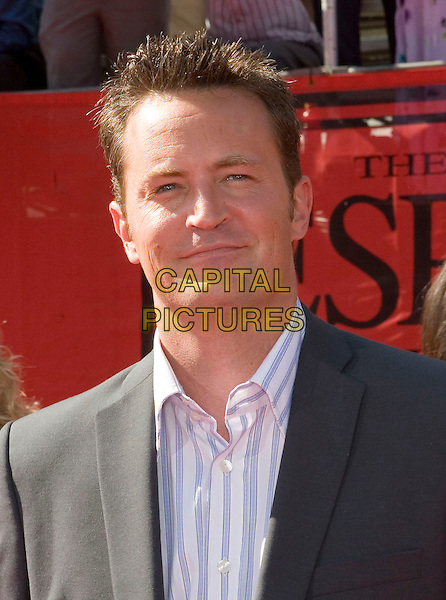 MATTHEW PERRY.At the 13th Annual ESPY Awards Arrivals .held at the Kodak Theatre, Hollywood, .California, USA, July 13th 2005..portrait headshot.Ref: ADM.www.capitalpictures.com.sales@capitalpictures.com.©Zach Lipp/AdMedia/Capital Pictures.