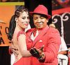 Havana Rumba Cuban Salsa Party<br /> at The Udderbelly, Southbank Centre, London, Great Britain <br /> <br /> press photocall 6th June 2012 <br /> <br /> Marilyn Acosta Lop<br /> <br /> Yuyu Veja Ruiz<br /> <br /> Wendy Alvarez<br /> <br /> Freddy Clan <br /> <br /> Osvady Despaigne Ganza<br /> <br /> Papito Chango<br /> <br /> and<br /> <br /> Eric &quot;El Maestro&quot; Turro <br /> <br /> Photograph by Elliott Franks