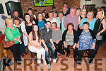 60th Birthady:  Marie Flavin, Listowel, celebrating her 60th birthday with family & friends at Brosnan's Bar, Listowel on Saturday night last.