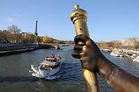 Paris, France, Seine