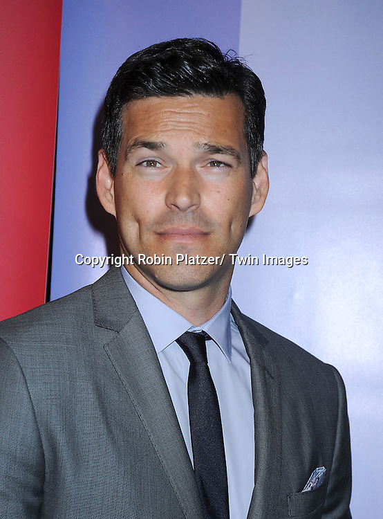 "Eddie Cibrian of ""The Playboy Club"" attending The NBC Upfront Presentation of the 2011-2012 Primetime Season on May 16, 2011 at The New York Hilton in New York City."
