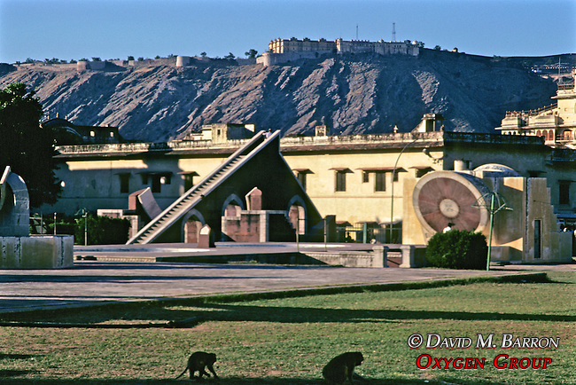 Astrological Observatory / Jantar Mantar