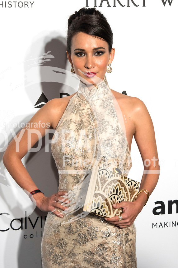 FILE IMAGE:Celina Jade at the amfAR Gala Dinner at Shaw Studios.<br /> Jade stars in Wolf Warrior 2 which has broken the record in China as the highest grossing film in history while continuing to top the international charts. The film now sits behind only Star Wars: The Force Awakens ($937 million) and Avatar's ($750 million) making it the 3rd highest grossing film of all time.The film has catapulted Hong Kong actress Celina Jade to stardom.