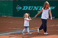 14-08-10, Hillegom, Tennis,  NJK 12 tm 18 jaar, Baan vegen