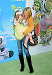 WESTWOOD, CA. - November 14: Stephanie Pratt and her niece Ava arrive to the Los Angeles premiere of 'Planet 51' at the Mann Village Theatre on November 14, 2009 in Westwood, California.