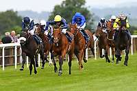 Winner of The Sorvio Insurance Brokers Maiden Stakes (Plus 10)  Polish ridden by Kieran Shoemark and trained by Roger Charlton during Afternoon Racing at Salisbury Racecourse on 12th June 2018