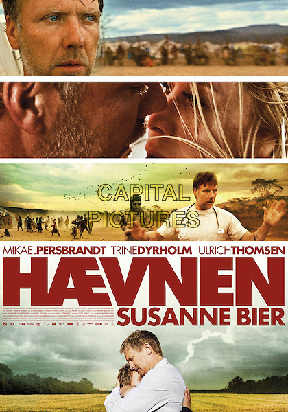 SWEDISH POSTER ART.in In A Better World (Haevnen) (Civilization).*Filmstill - Editorial Use Only*.CAP/FB.Supplied by Capital Pictures.