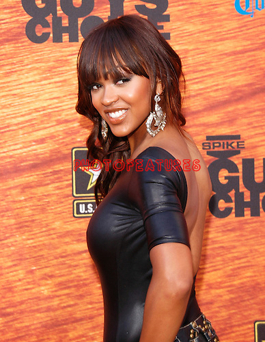 Meagan Good at the 2nd Annual Guys Choice Awards at Sony Studios in Los Angeles on May 30th, 2008
