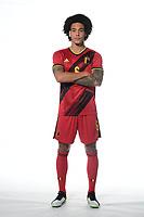 Axel Witsel midfielder of Belgium  <br /> Tubize 12/11/2019 <br /> Calcio presentazione della nuova maglia della Nazionale del Belgio <br /> Photo De Voecht  Kalut/Photonews/Panoramic/insidefoto<br /> ITALY ONLY