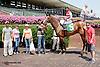 Seeking Fame winning at Delaware Park on 8/7/14