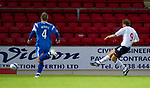 St Johnstone v Bolton....02.08.10  Pre-Season Friendly.Johan Elmander makes it 2-0.Picture by Graeme Hart..Copyright Perthshire Picture Agency.Tel: 01738 623350  Mobile: 07990 594431