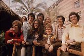 THE OSMOND FAMILY, LOCATION, 1974, NEIL ZLOZOWER