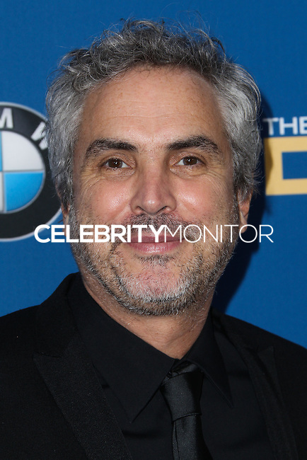 CENTURY CITY, CA - JANUARY 25: Alfonso Cuaron at the 66th Annual Directors Guild Of America Awards held at the Hyatt Regency Century Plaza on January 25, 2014 in Century City, California. (Photo by Xavier Collin/Celebrity Monitor)
