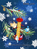 Randy, CHRISTMAS SYMBOLS, WEIHNACHTEN SYMBOLE, NAVIDAD SÍMBOLOS, paintings+++++Wintering-Birds-Sharing-Feast-print,USRW215,#xx#