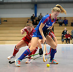 Mannheimer HC v Nuernberger HTC - Damen - Hallenhockey