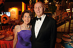 Gail and Louis Adler at the Children's Museum Gala Saturday Oct. 16, 2010. (Dave Rossman/For the Chronicle)