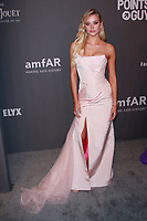 NEW YORK, NY - FEBRUARY 6: Sofia Jamora arriving at the 21st annual amfAR Gala New York benefit for AIDS research during New York Fashion Week at Cipriani Wall Street in New York City on February 6, 2019. <br /> CAP/MPI99<br /> &copy;MPI99/Capital Pictures