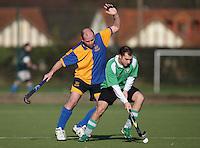 Upminster HC 3rd XI vs Harlow HC 30-01-10