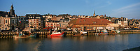 Europe/France/Normandie/14/Calvados/Trouville: le port et la poissonnerie