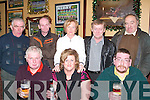 HAPPY NEW YEAR: At the Kingdom Bar, Castleisland, celebrating the new year were front l-r: James O'Connor, Carmel Riordan and Mossie Harnett. Back l-r: Ger O'Sullivan, Danny McSweeney, Kathleen Kennedy, Denis Barry and Patrick O'Sullivan (Castleisland).   Copyright Kerry's Eye 2008