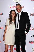 Emilie Livingston, Jeff Goldblum<br />