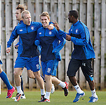 191010 Rangers training