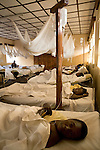 These women are patients from Panzi hospital that treats the most extreme internal damage caused by rape.<br />