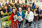 Launch of Kerry Magazine at the Kerry Library  by Kerry County Council CEO Moira Murrell on Tuesday Pictured here with Marie O'Sullivan , Editor and Maureen Hanafin, President Kerry Archaeological and Historical Society