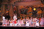 Seattle, Pacific Northwest Ballet, Nutcracker Suite, Seattle Center, Seattle, Washington State, Pacific Northwest, sets by Maurice Sendak, composer is Tchaikovsky,