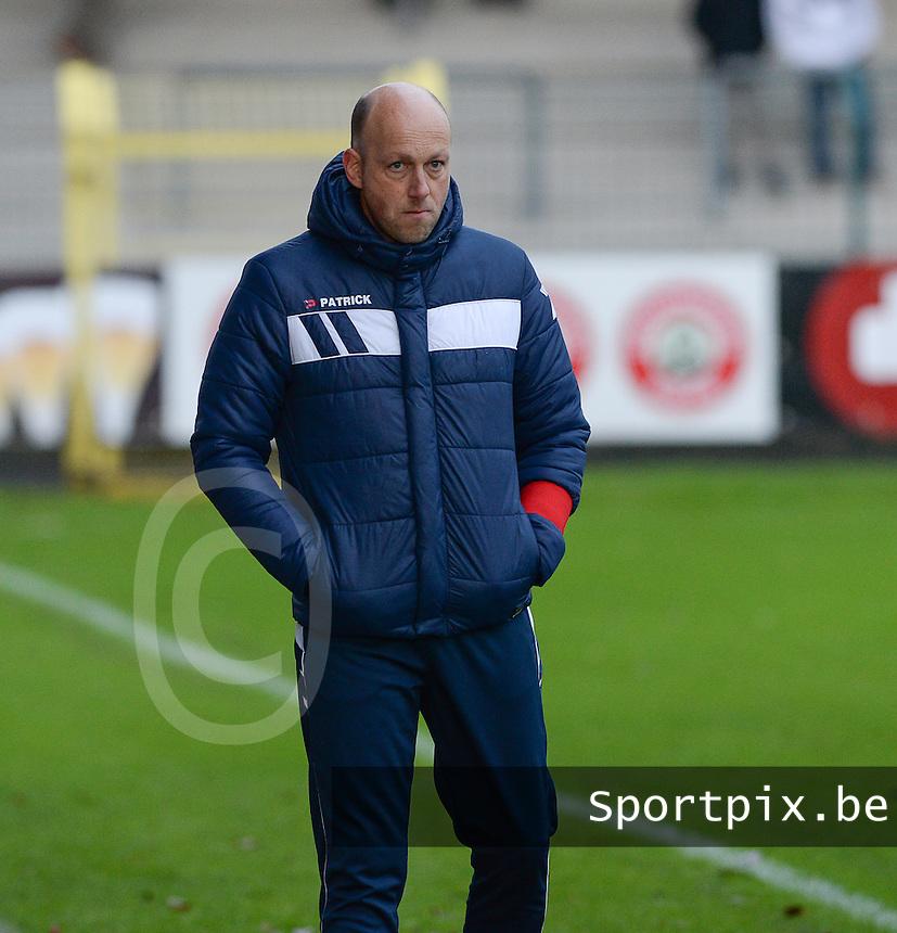 SW Harelbeke : Didier Degomme<br /> Foto VDB / Bart Vandenbroucke