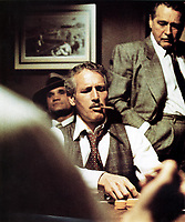 The Sting (1973) <br /> Paul Newman<br /> *Filmstill - Editorial Use Only*<br /> CAP/MFS<br /> Image supplied by Capital Pictures