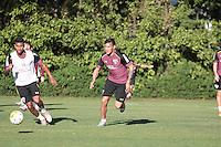 SÃO PAULO,SP,26.07.2016 - FUTEBOL-SÃO PAULO - Andrez Chavez durante treino técnico da equipe no Ct da Barra Funda zona oeste da cidade, na tarde desta terça-feira (26). (Foto : Marcio Ribeiro / Brazil Photo Press)