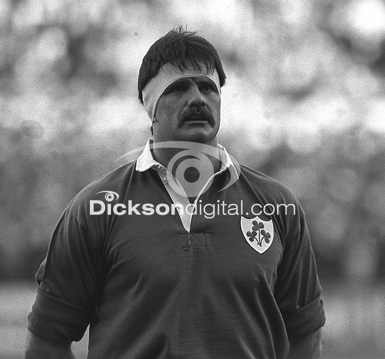 PACEMAKER BELFAST                      JAN 1989          JH<br /> <br /> WILLIE ANDERSON-IRELAND+ULSTER PLAYER.<br /> <br /> 68/89/BW