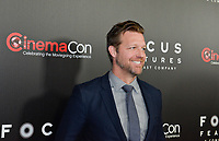 LAS VEGAS, NV - MARCH 29: David Leitch at Cinema Con 2017 Focus Features Luncheon and Studio Presentation at Caesar's Palace in Las Vegas, Nevada on March 29, 2017. Credit: Ken Howard/MediaPunch